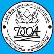 สมาคมผู้ประกอบการสปาไทย โลโก้
