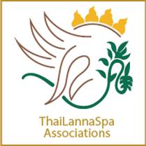สมาคมไทยล้านนาสปา โลโก้